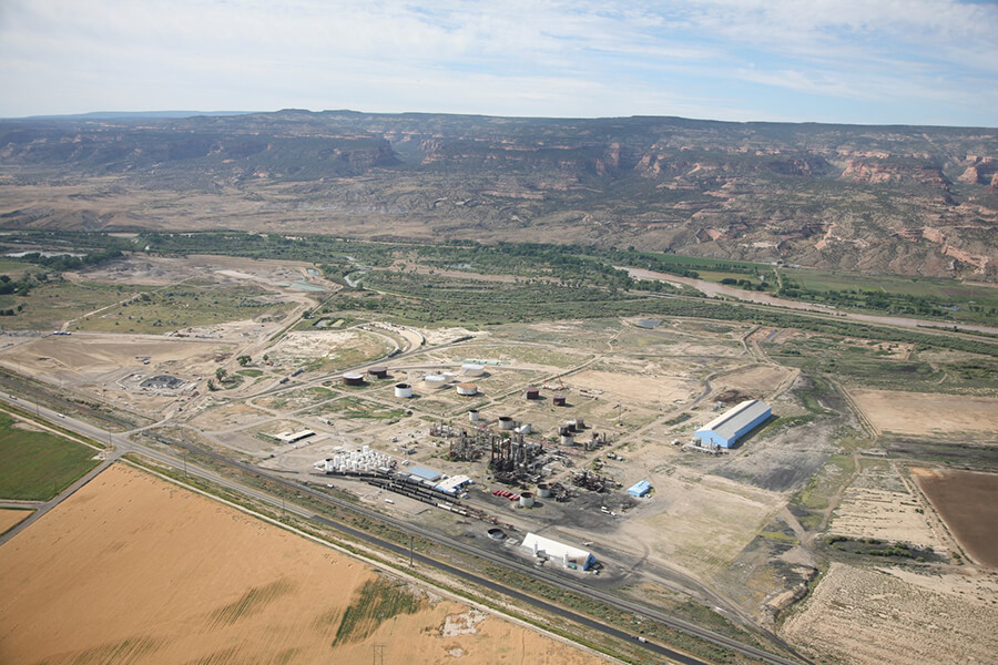 Western Slope Industrial Park, Fruita, CO