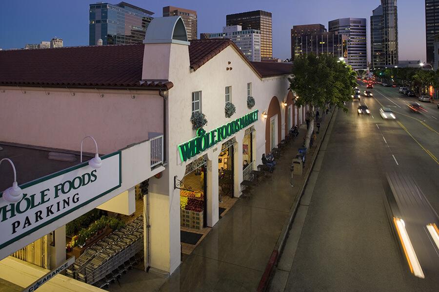 Westwood Marketplace, Westwood Village, CA