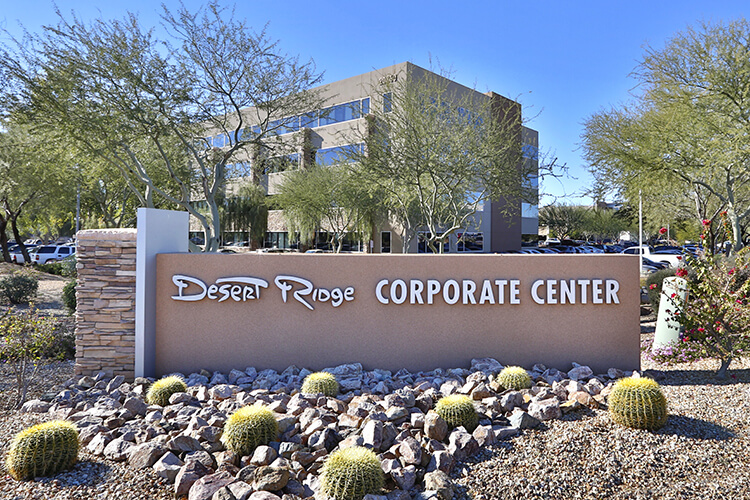 Desert Ridge Corporate Center, Phoenix, AZ