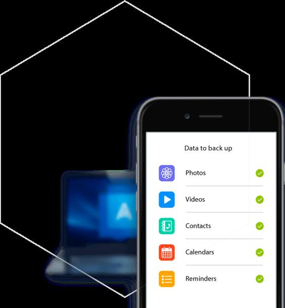 Acronis Mobile App